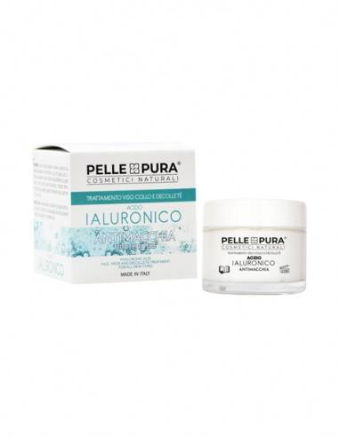 Crema Viso all'Acido Ialuronico - Pelle Pura